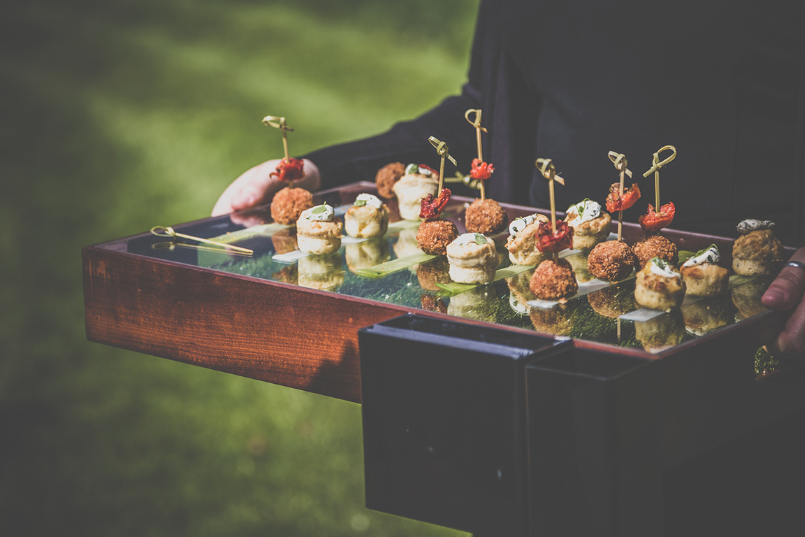 Canapes for you guests