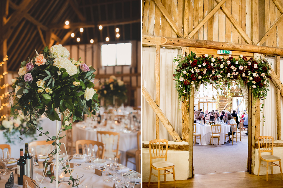 Top Wedding Trends for 2020 at Clock Barn